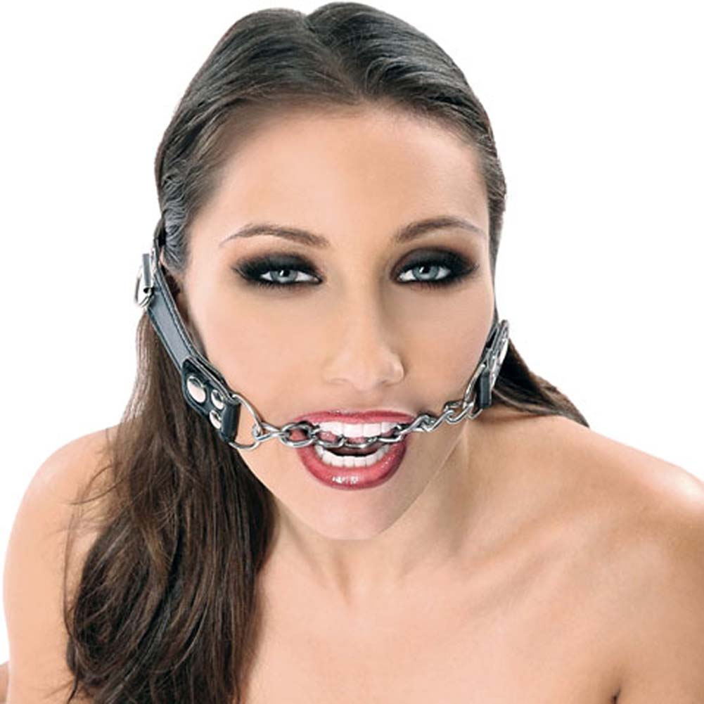 Fetish Fantasy Extreme Interchangeable Gag Black.. - View #4