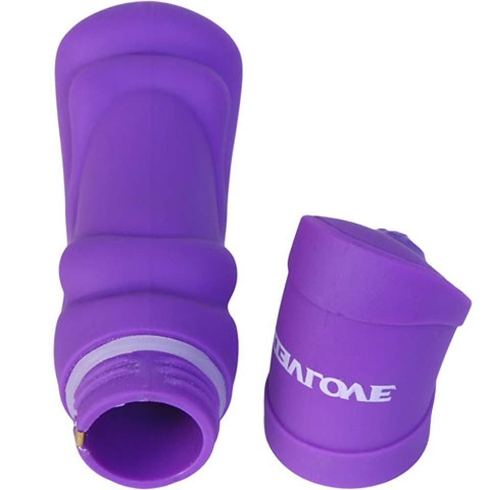 "Anguilla Travel Waterproof Vibe 4.25"" Purple - View #4"