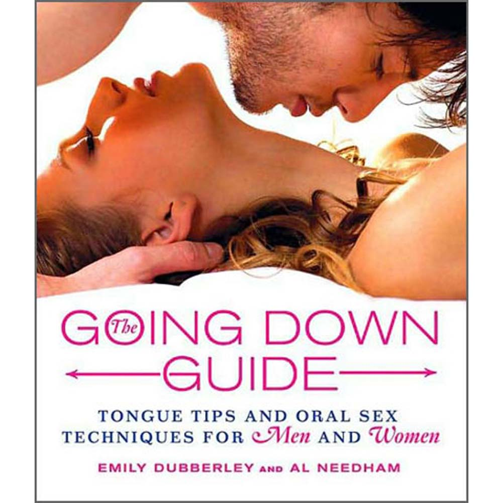 Going Down Guide Tongue Tips and Oral Sex Techniques Book - View #1