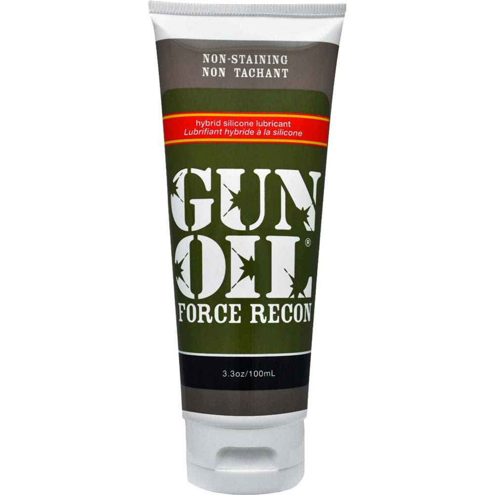 Gun Oil Force Recon Lubricant 3.3 Fl. Oz. Tube - View #1