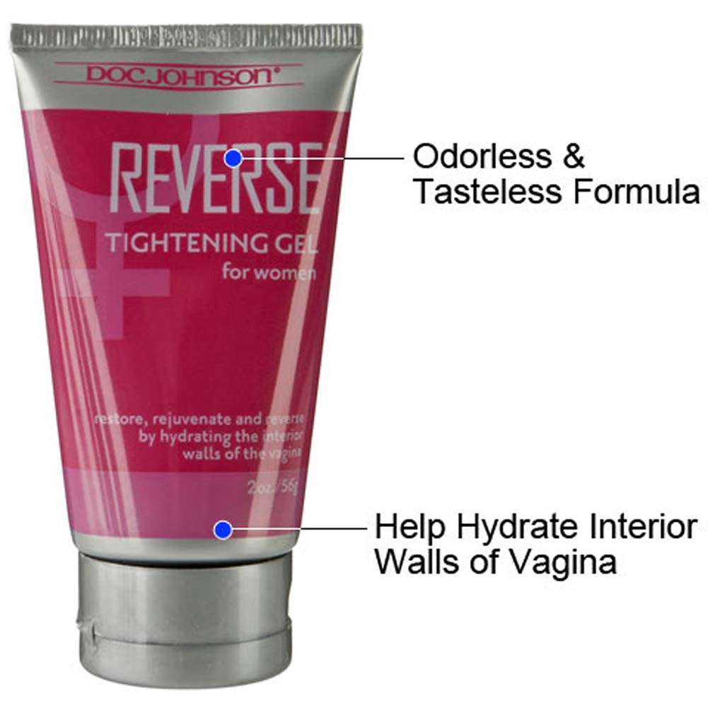 Reverse Vaginal Tightening Gel for Women 2 Oz - View #1