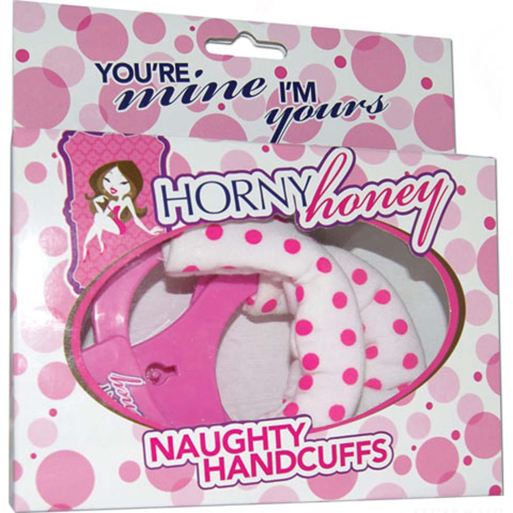 Horny Honey Naughty Handcuffs - View #2