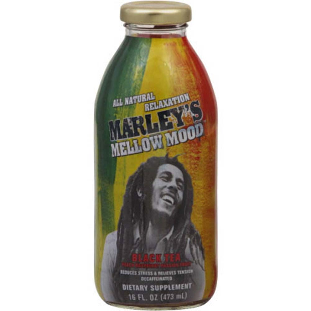 Marleys Mellow Mood Black Tea Peach Raspberry Passion Fruit - View #1