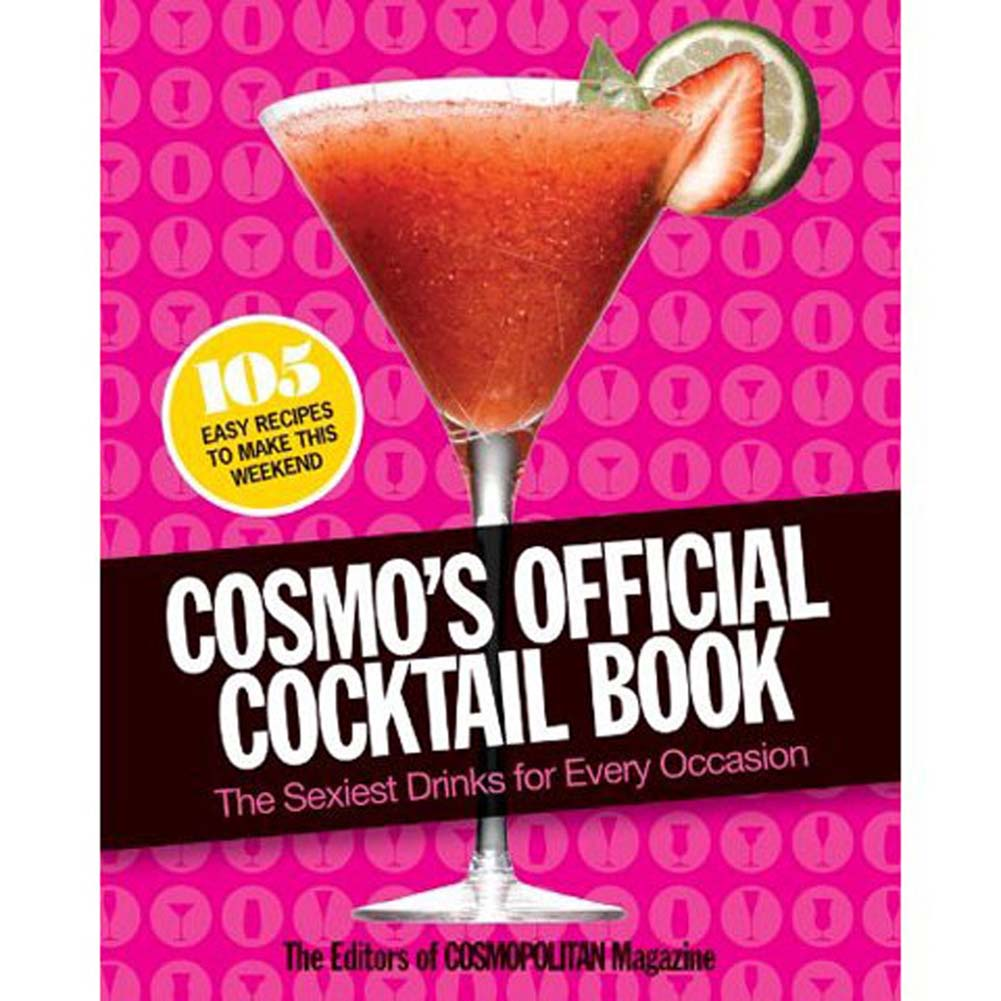 Cosmos Official Cocktail Book - View #1