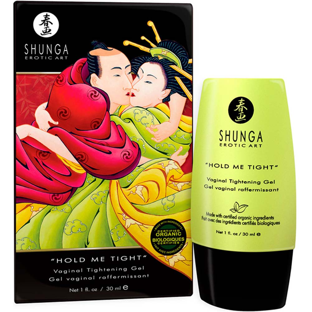 Shunga Hold Me Tight Vaginal Tightening Gel 1 Fl. Oz. - View #1