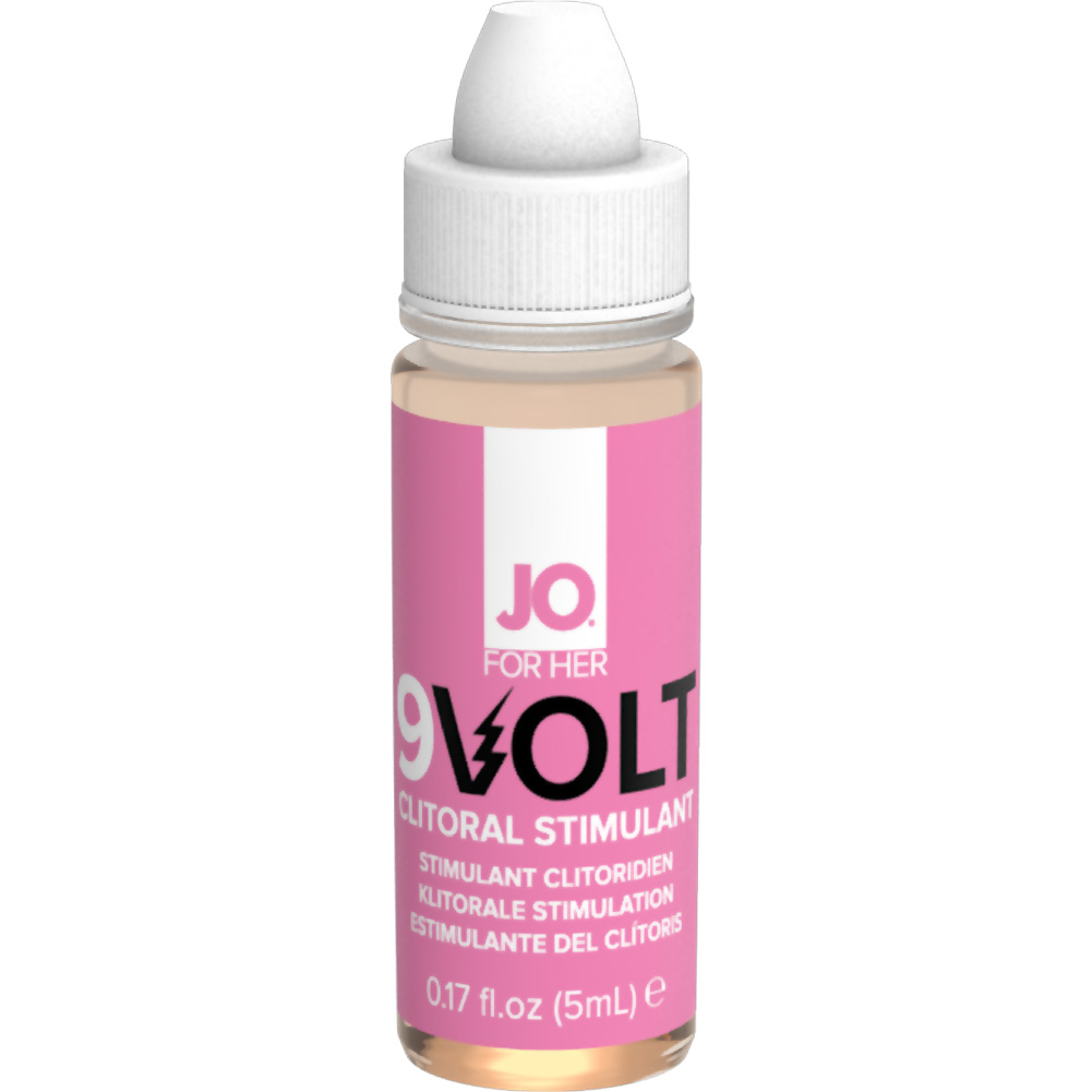 JO VOLT 9 Volt Intimate Arousal Serum Regular Strength 0.17 Fl. Oz. - View #2