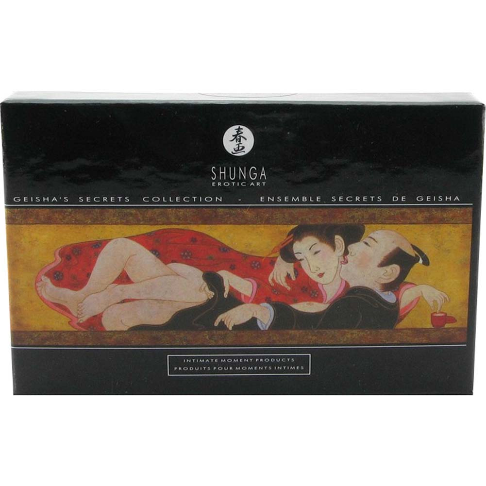 Shunga Geishas Secrets Collection Gift Set for Lovers - View #4