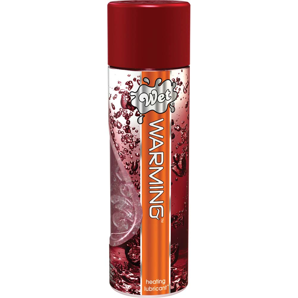 Wet Warming Intimate Lubricant 10.7 Oz. - View #1
