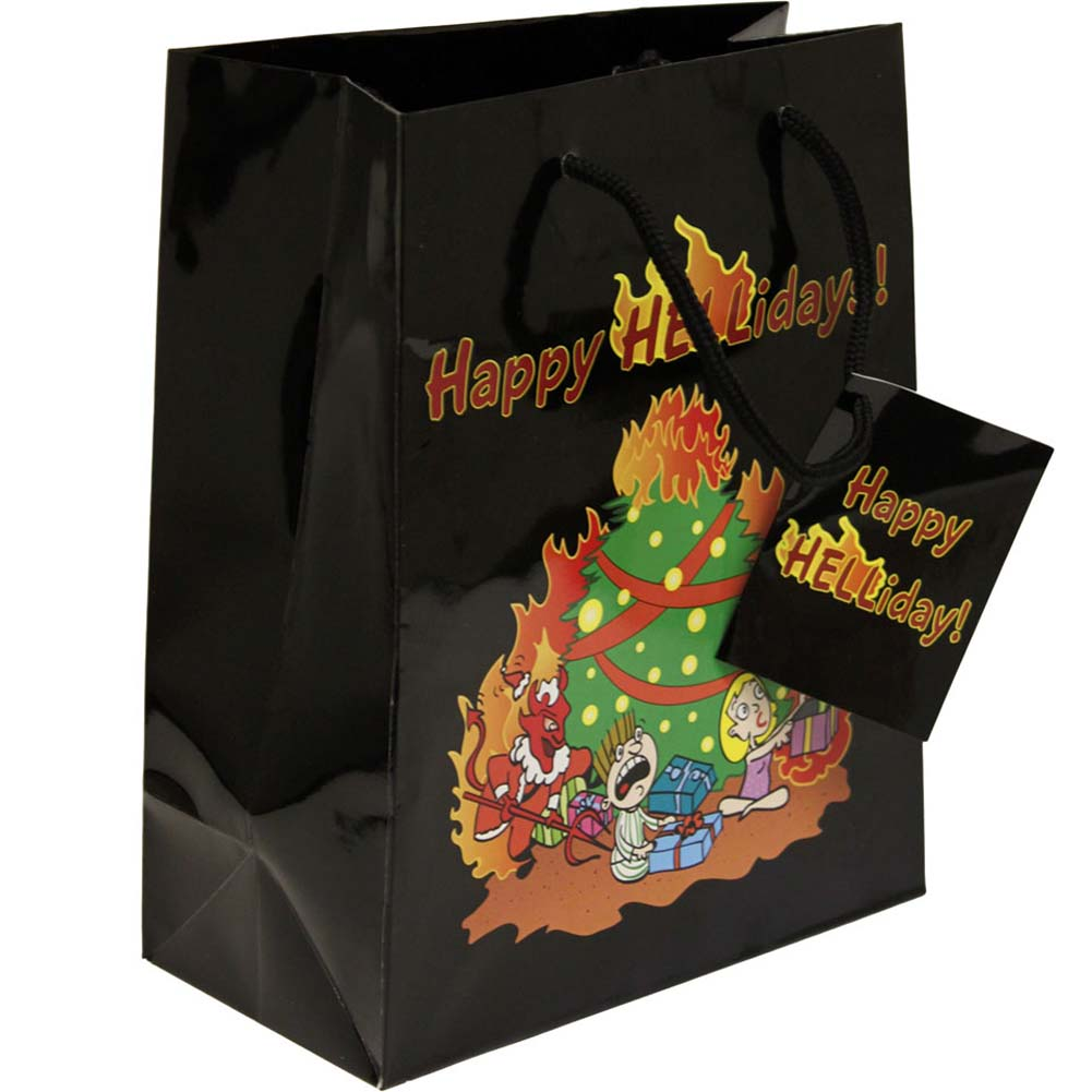 Happy HELLdays Gift Bag - View #1