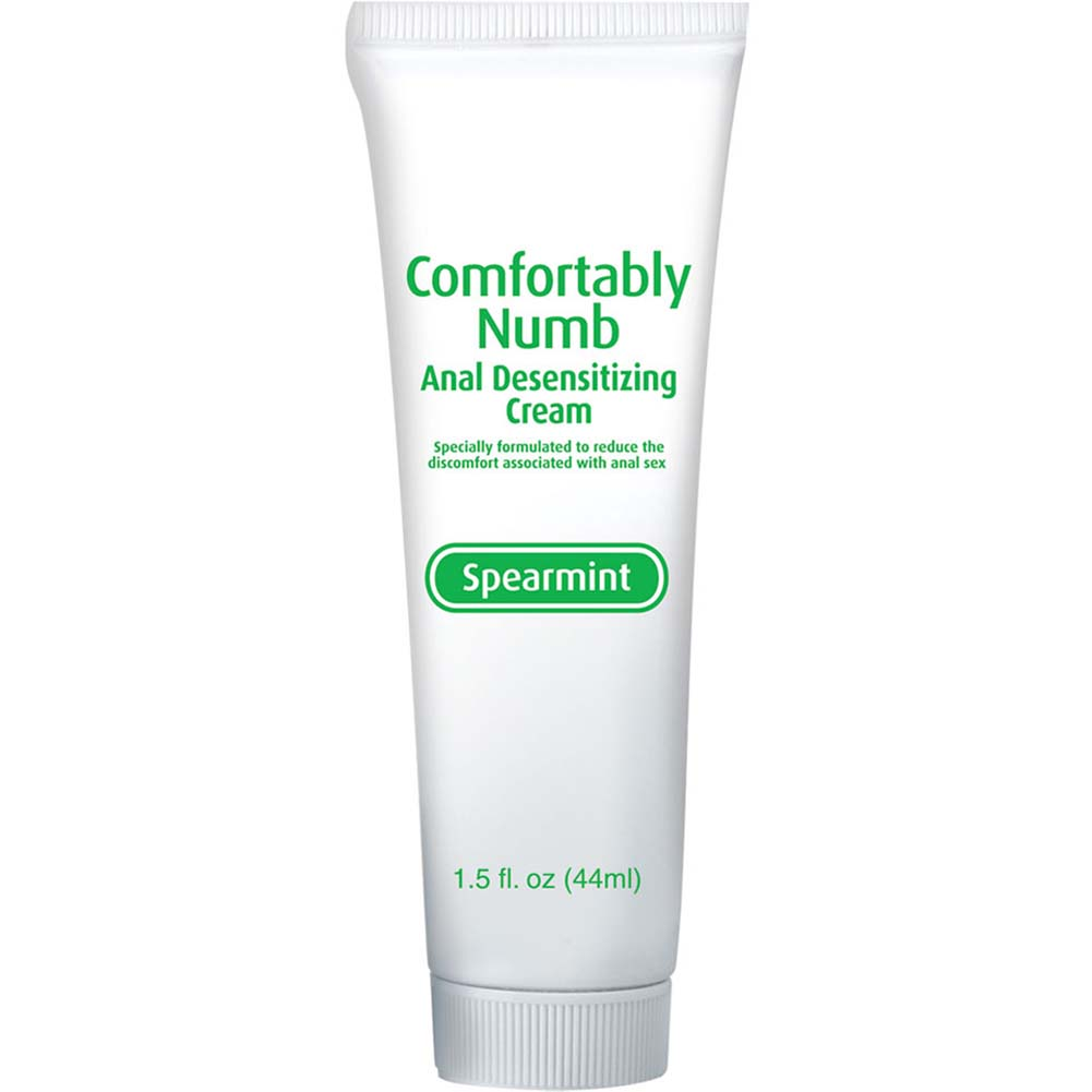 Comfortably Numb Anal Desensitizing Cream 1.5 Fl.Oz 44 mL Spearmint - View #2