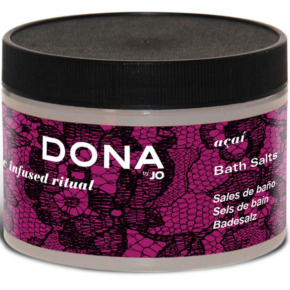 Dona Relax Bath Salts Acai 9 Oz. - View #1