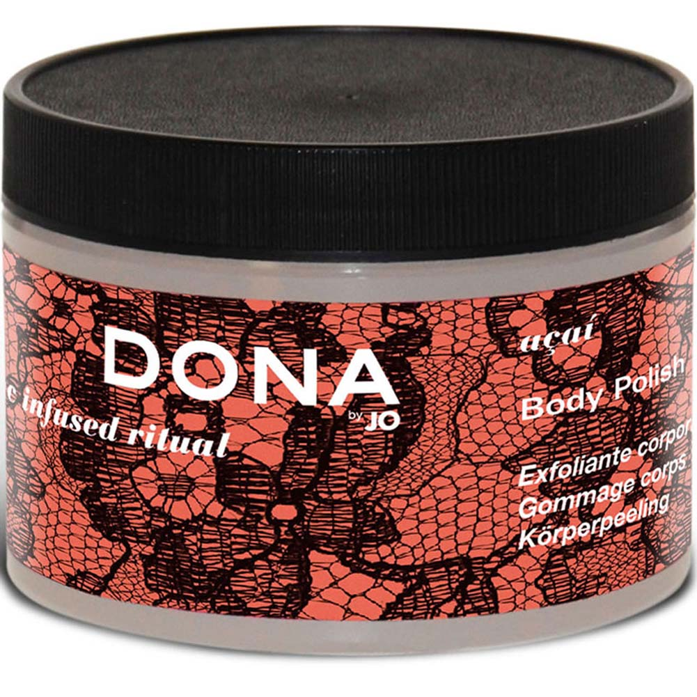 Dona Cleanse Body Polish Acai 9.5 Oz. - View #1