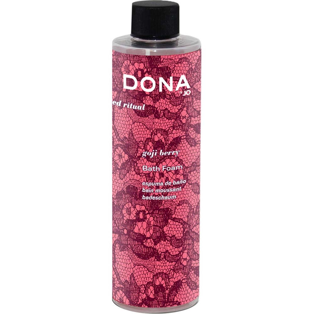 Dona Cleanse Bath Foam Goji Berry 9.5 Oz. - View #1