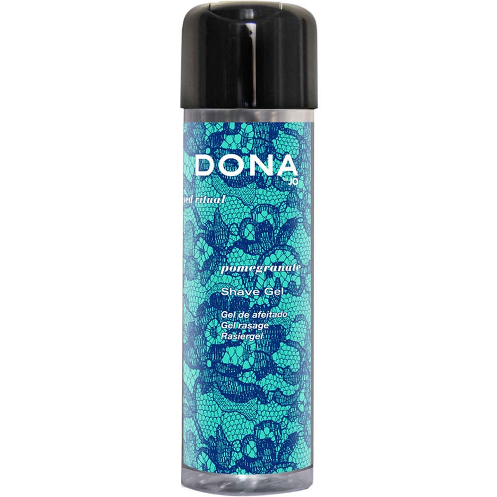 Dona Cleanse Shave Gel Pomegranate 9.5 Oz. - View #1