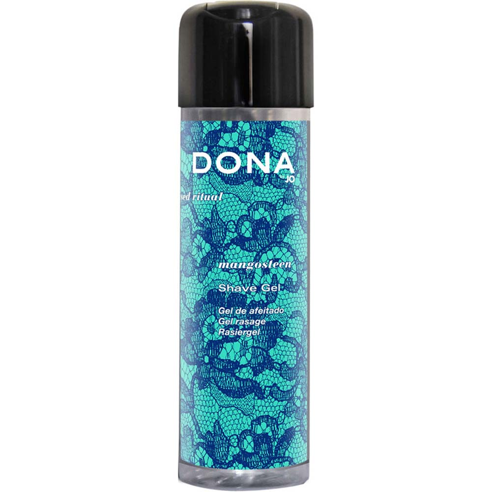 Dona Cleanse Shave Gel Mangosteen 9.5 Oz. - View #1