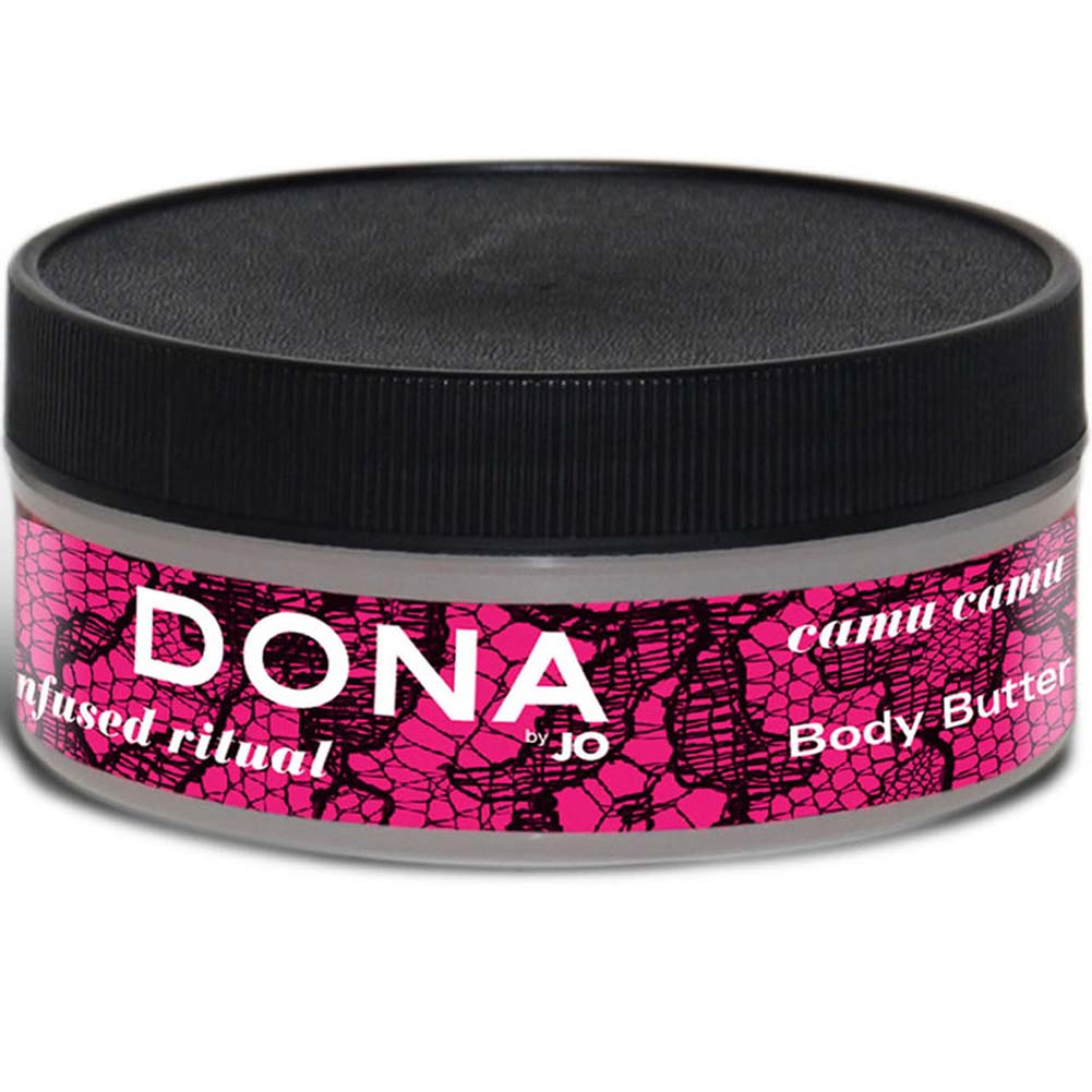 Dona Nourish Body Butter Camu Camu 4 Fl. Oz. - View #1