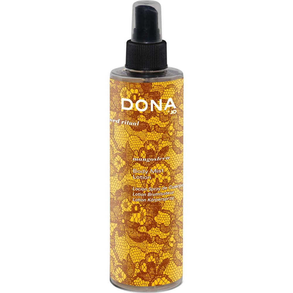 Dona Nourish Body Mist Lotion Mangosteen 8.5 Fl. Oz. - View #1