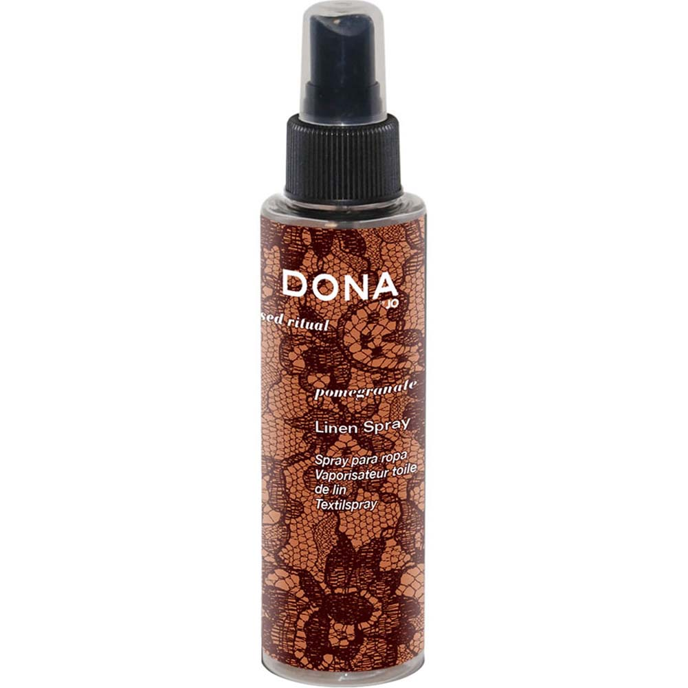 Dona Illuminate Linen Spray Pomegranate 4.5 Oz. - View #1