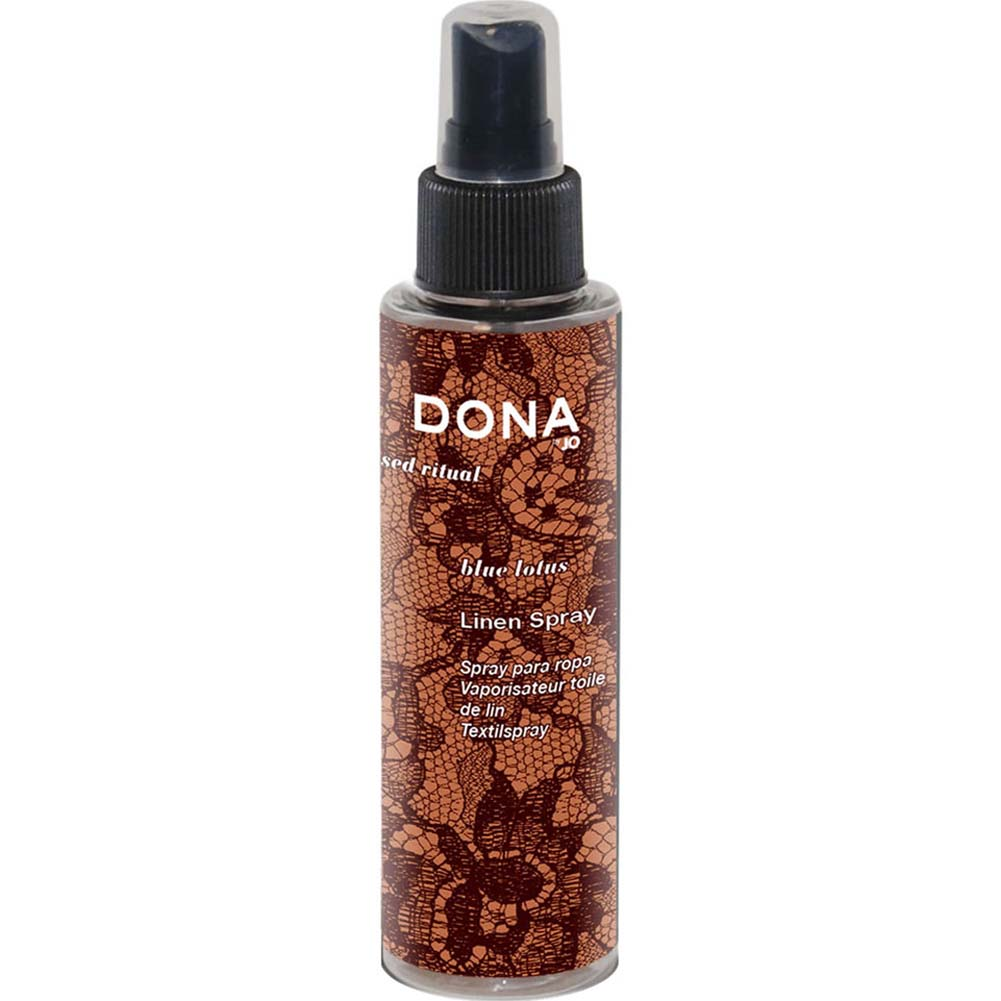 Dona Illuminate Linen Spray Blue Lotus 4.5 Oz. - View #1