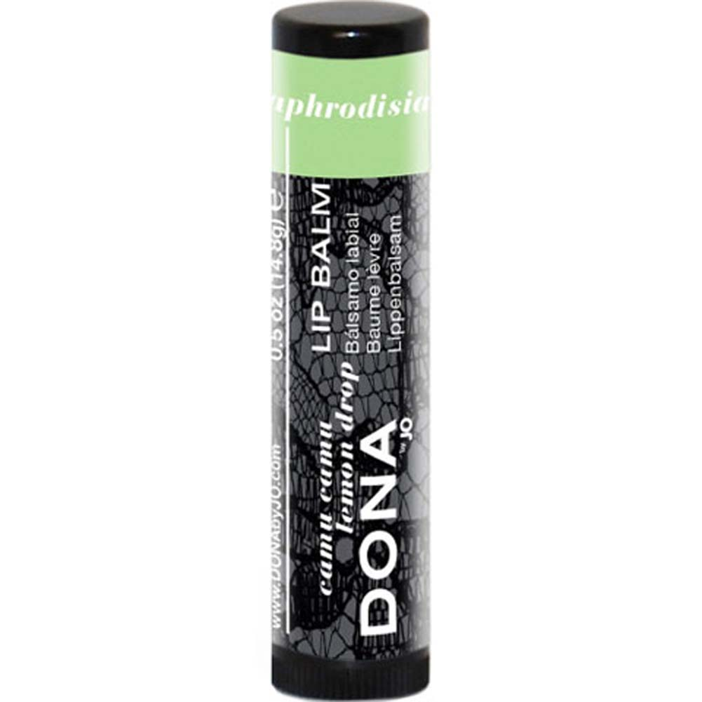 Dona Illuminate Lip Balm Camu Camu Lemon Drop 0.15 Oz. - View #1