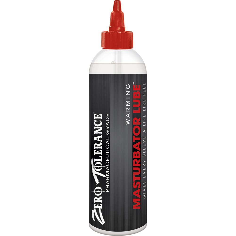 Zero Tolerance Warming Masturbator Lube 4 Fl. Oz. - View #1