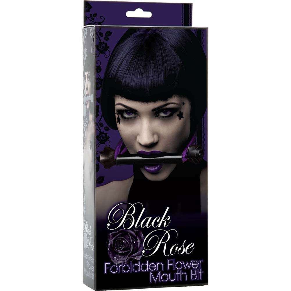Black Rose Forbidden Flower Purple - View #1