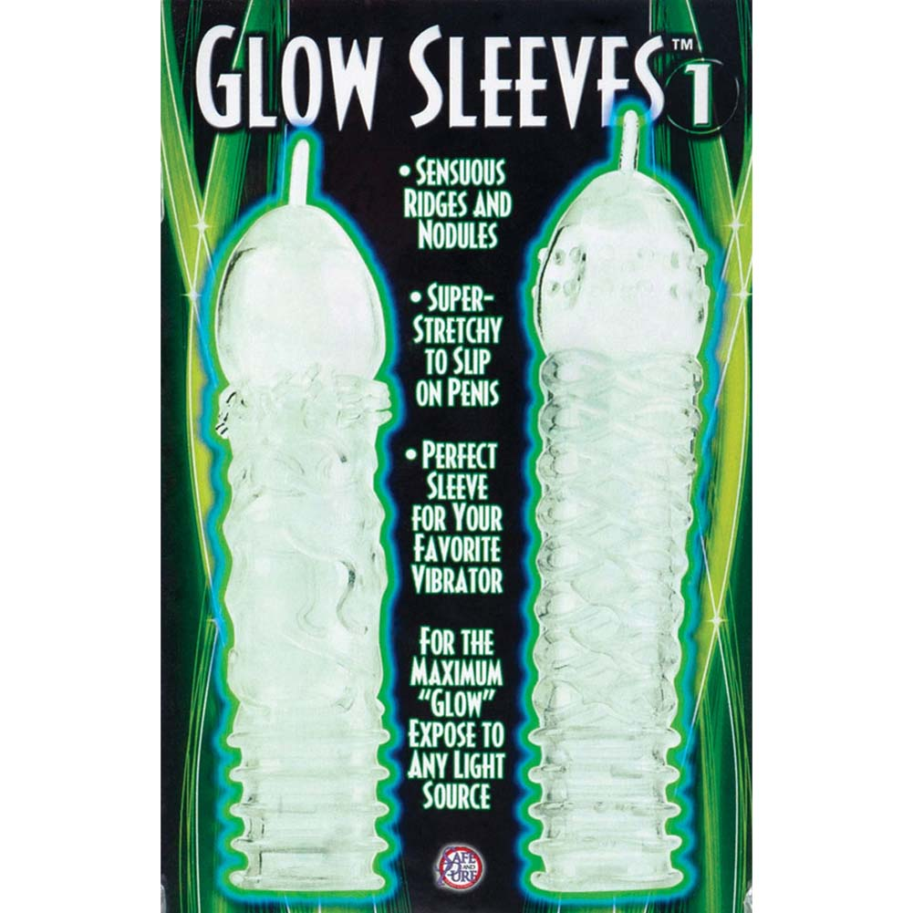 "Glow Sleeves Set 1 Each Sleeve 5.5"" Glow - View #1"