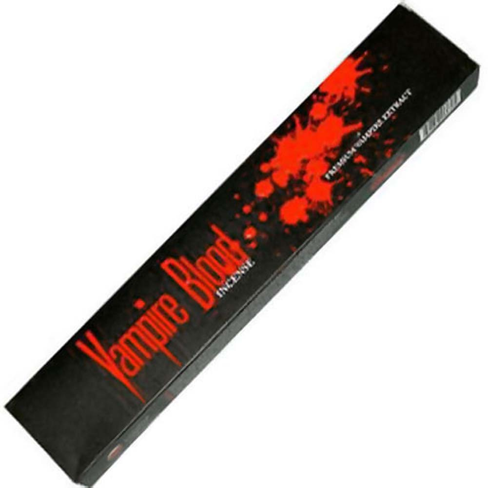 Vampire Blood Incense 12 Ct - View #1