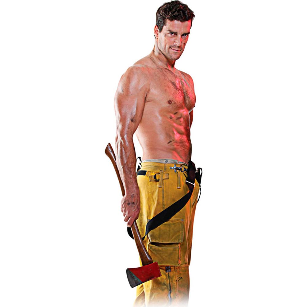 Filthy Fireman Inflatable Love Doll RbDV - View #2