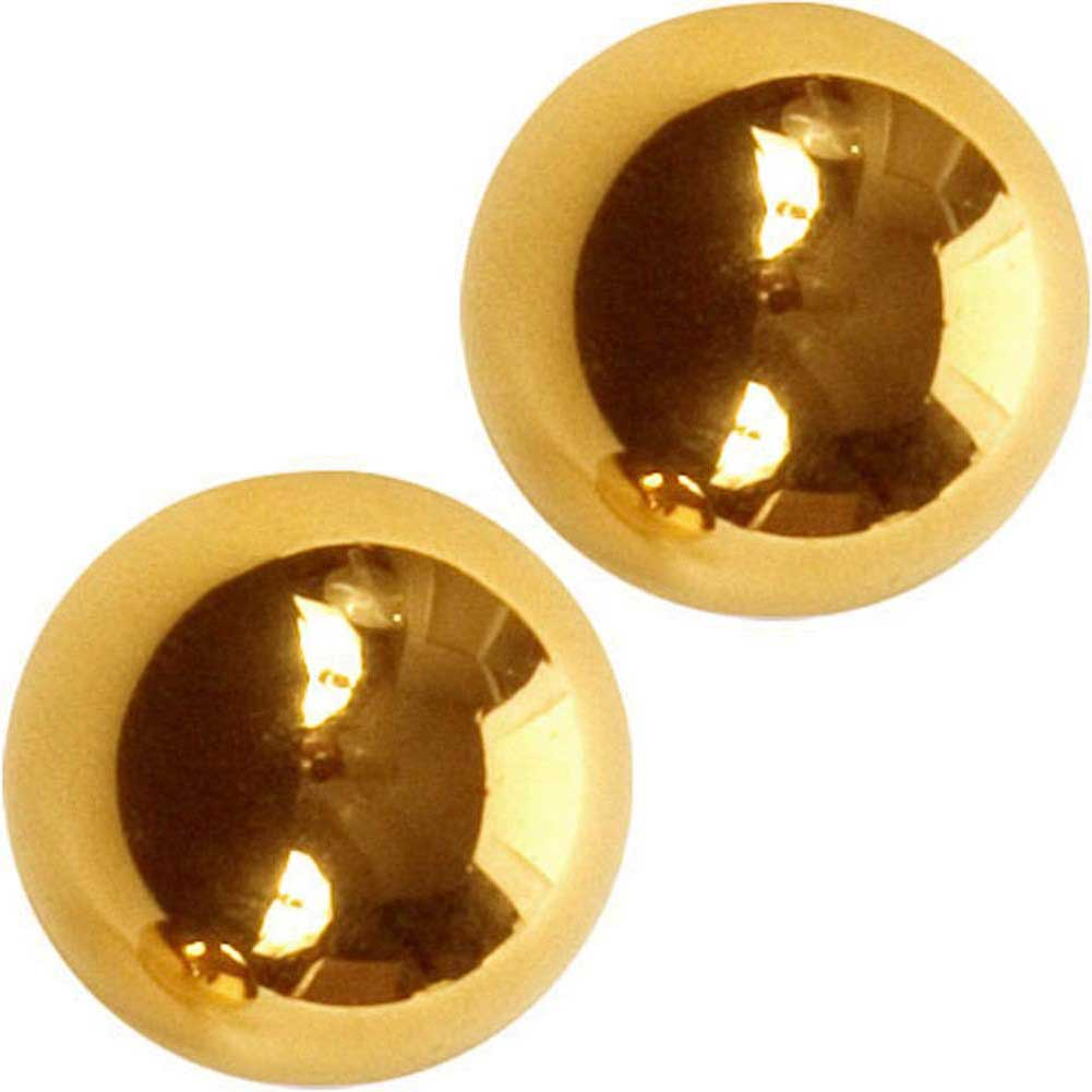 Crazy Girl Wanna Be Excited 24k Golden Pleasure Balls - View #2