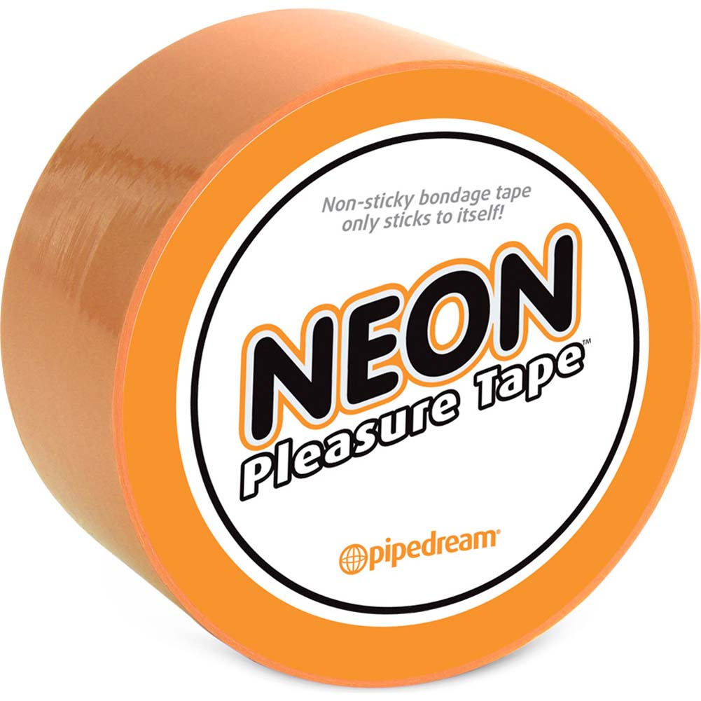 Neon Pleasure Tape Orange - View #1