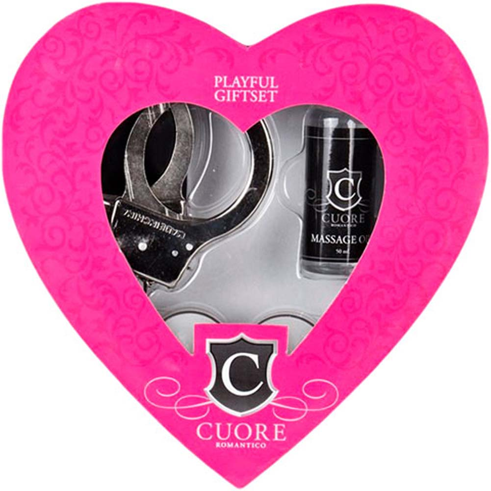 Cuore Romantico Playful Gift Set for Lovers Pink - View #1