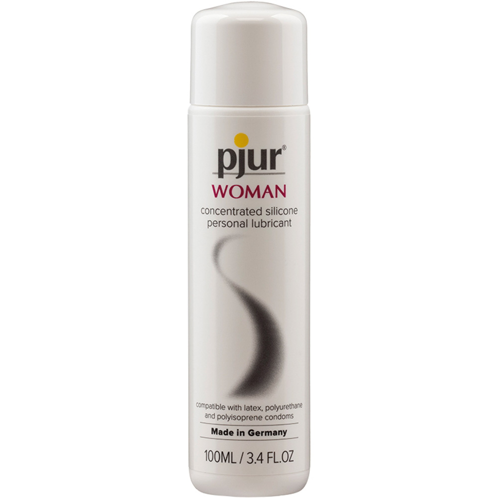 Pjur Woman Super Concentrated Bodyglide Lubricant 3.4 Oz 100 Ml - View #2
