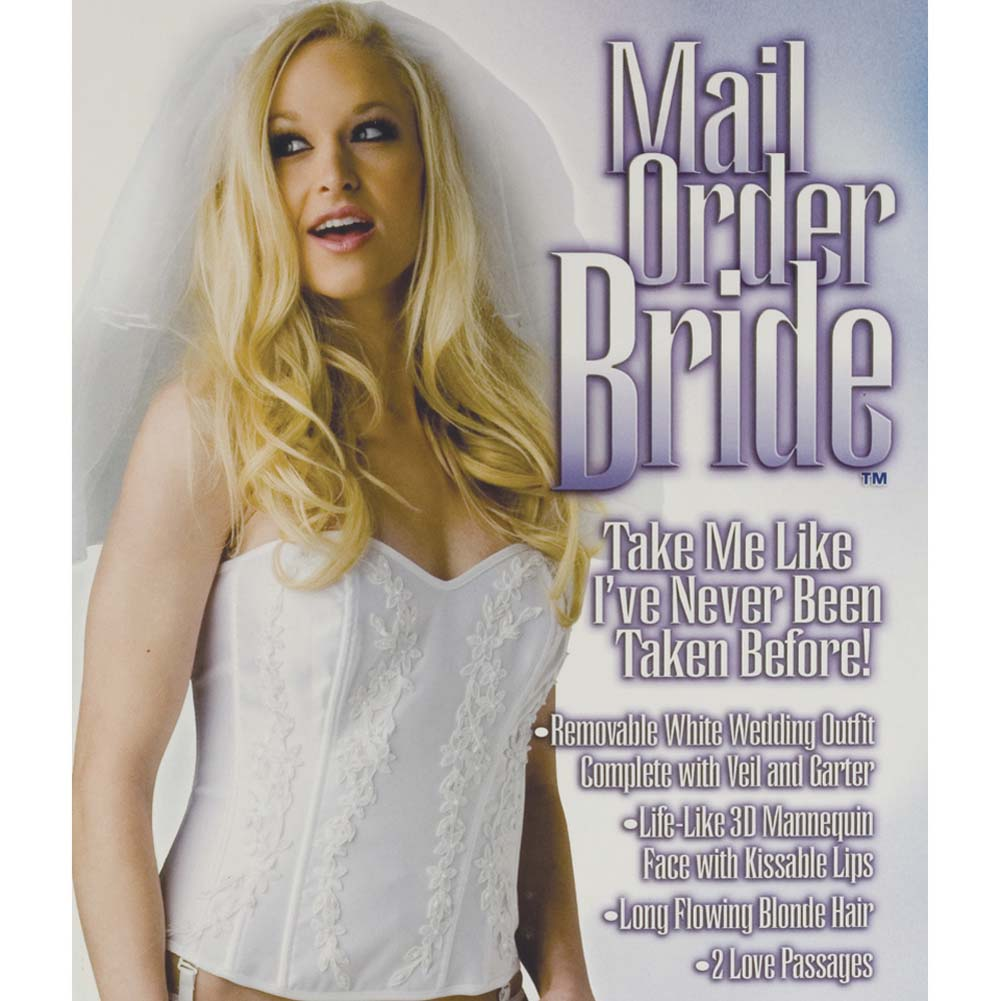 California Exotics Mail Order Bride Doll - View #1