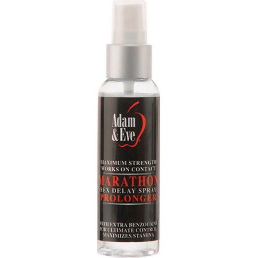 Adam and Eve Marathon Sex Delay Spray Prolonger for Men 2 Fl.Oz 60 mL - View #1