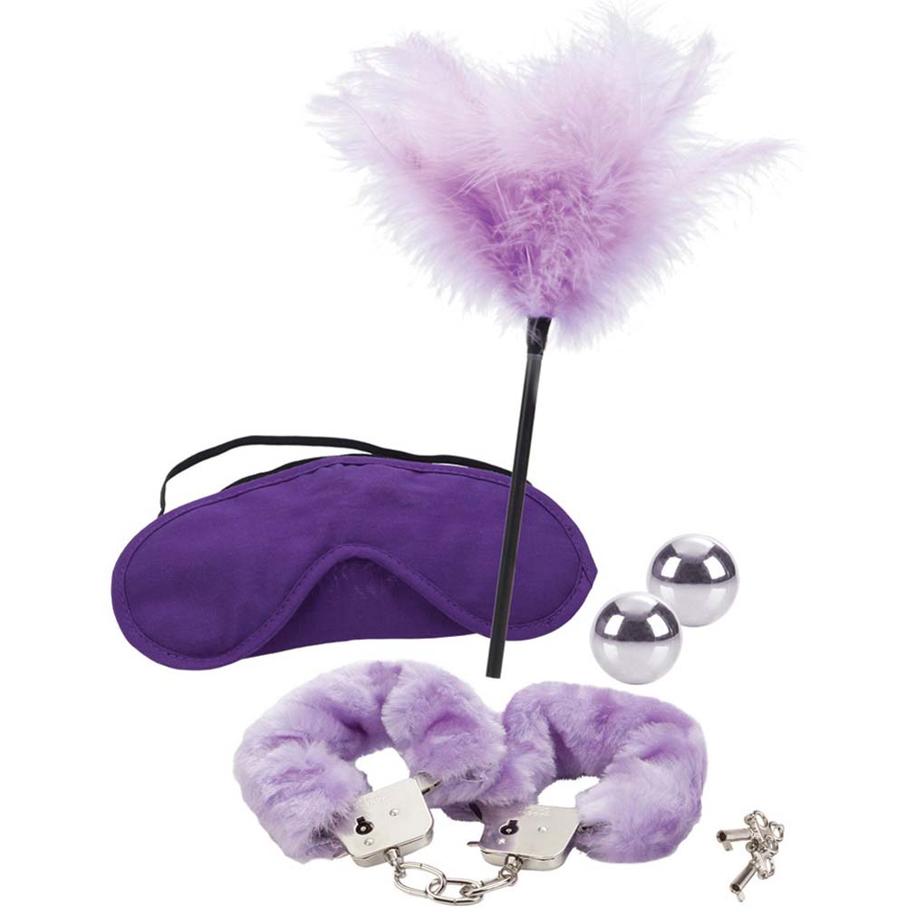 CalExotics Dr. Laura Berman Shades of Purple Playroom Kit - View #3
