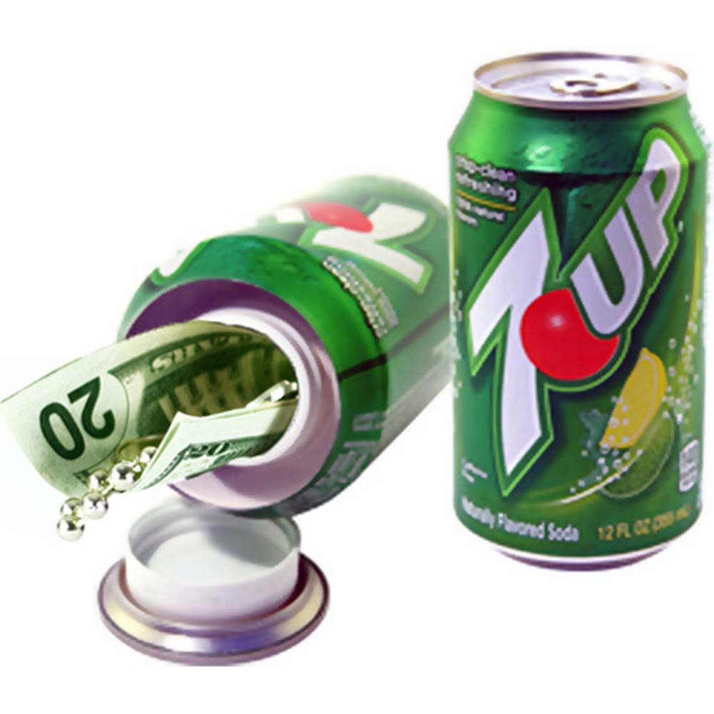7 Up Soda Can Stash Safe - View #1