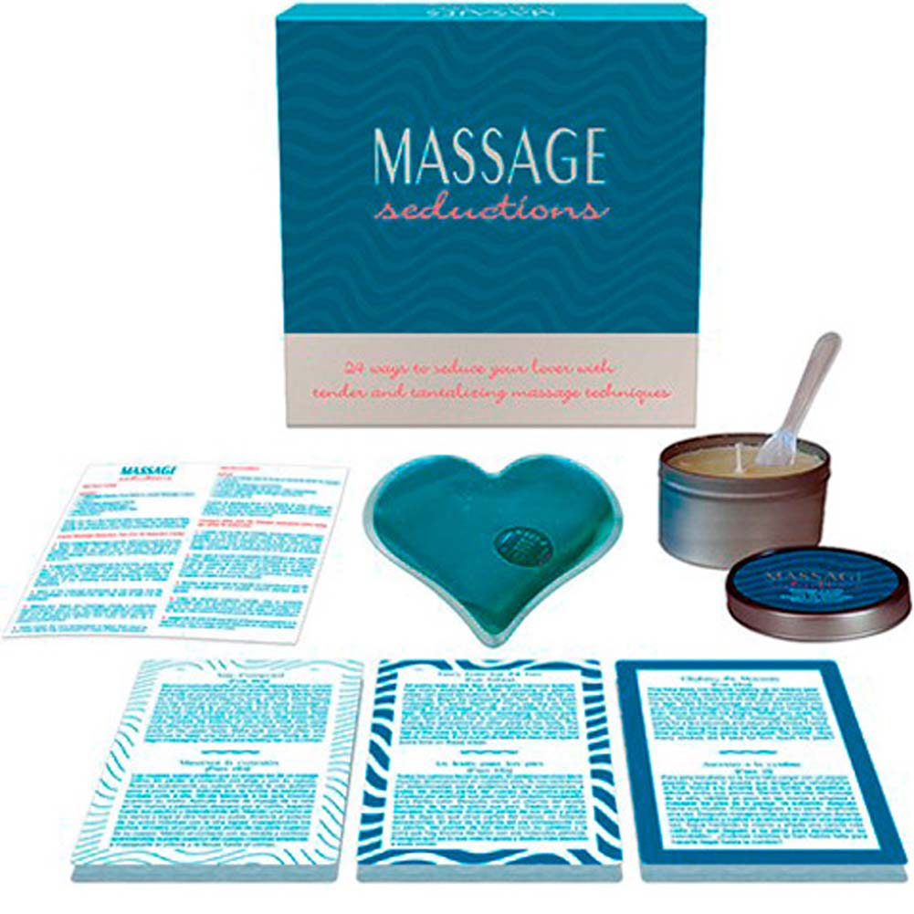 Massage Seductions Game for Lovers by Kheper Games - View #2