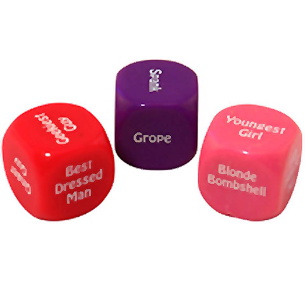 Girlie Nights Double Dare Dice - View #2