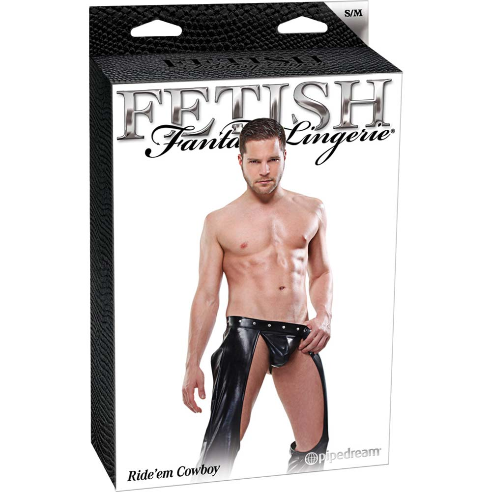 Fetish Fantasy Lingerie Ride Em Cowboy Set Small/Medium Size - View #4