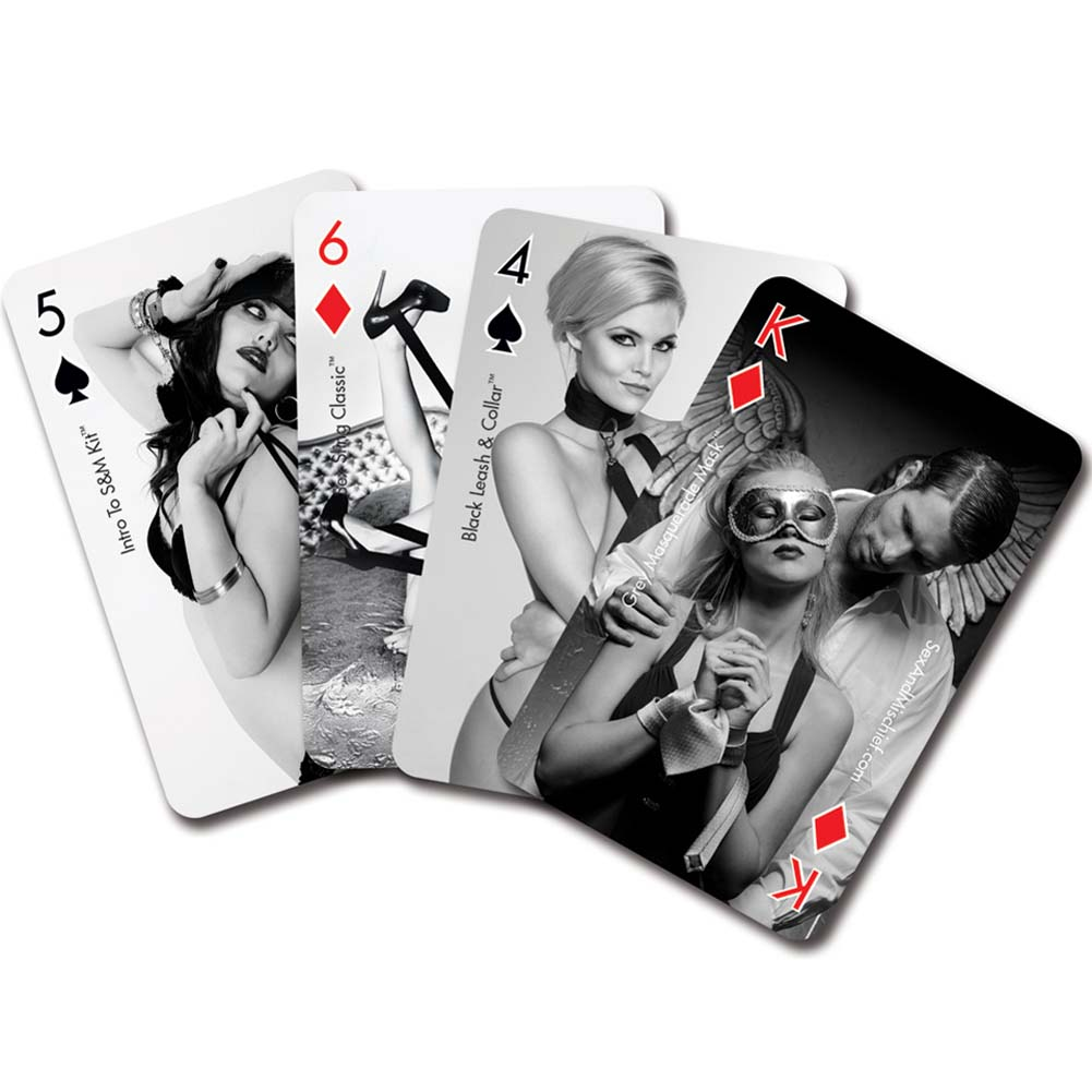 Sex and Mischief SM Playing Cards - View #2