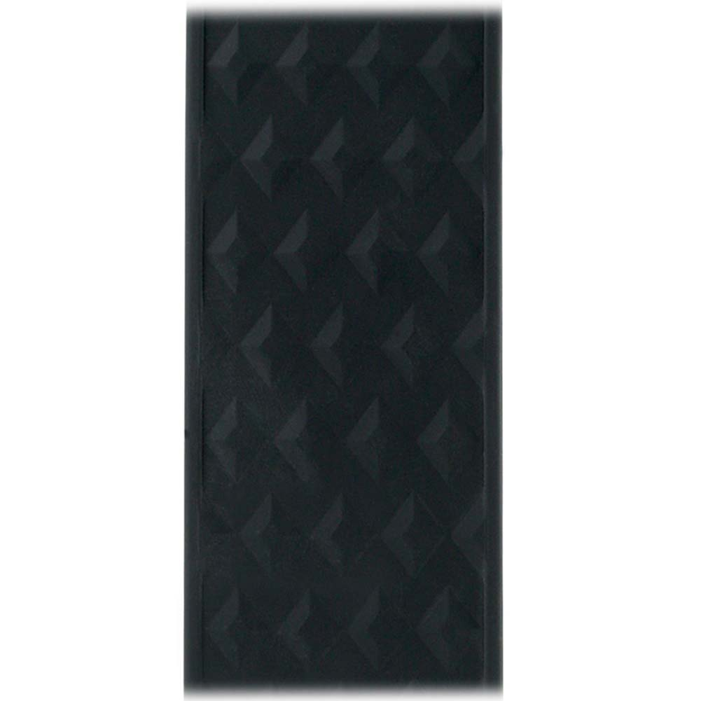 Fetish Fantasy Extreme Silicone Paddle Black - View #2