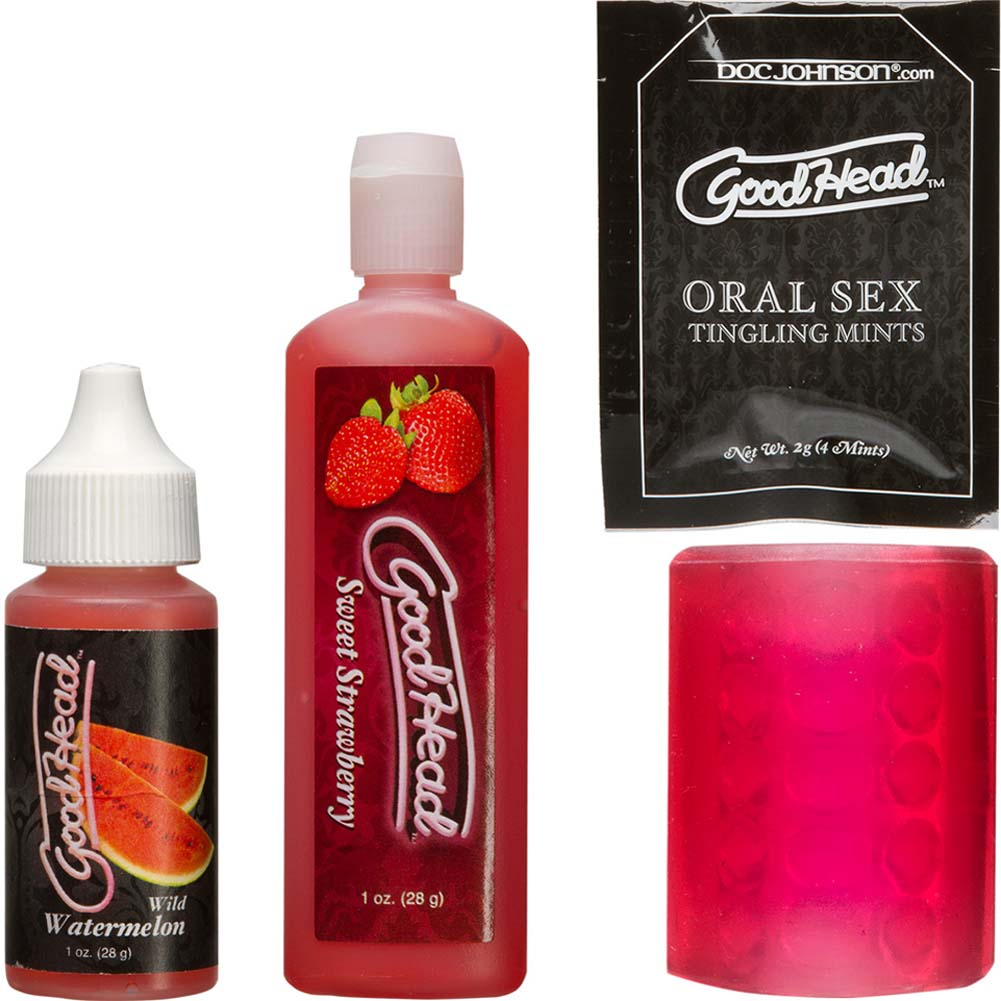 GoodHead Fundamentals the Ultimate Oral Sex Kit - View #2