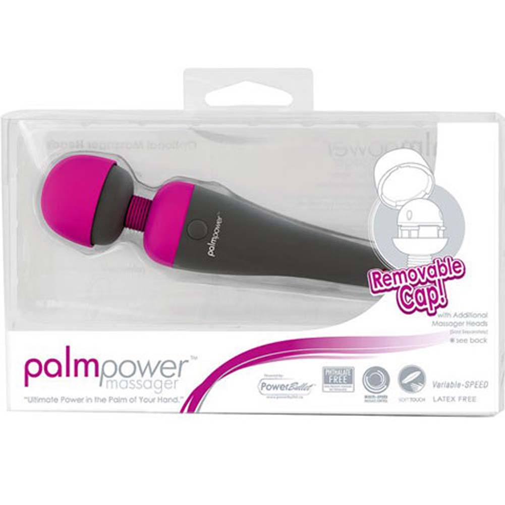 Palm Power Silicone Massager - View #1