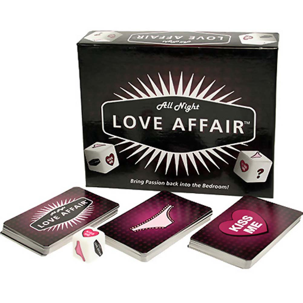 All Night Love Affair Game - View #2