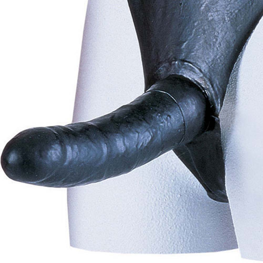 "Slip On Tool Latex Dong 7"" Ebony - View #3"