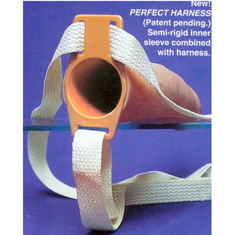 Perfect Marital Aid Penis Extension Strap-On 5.5 In. - View #3