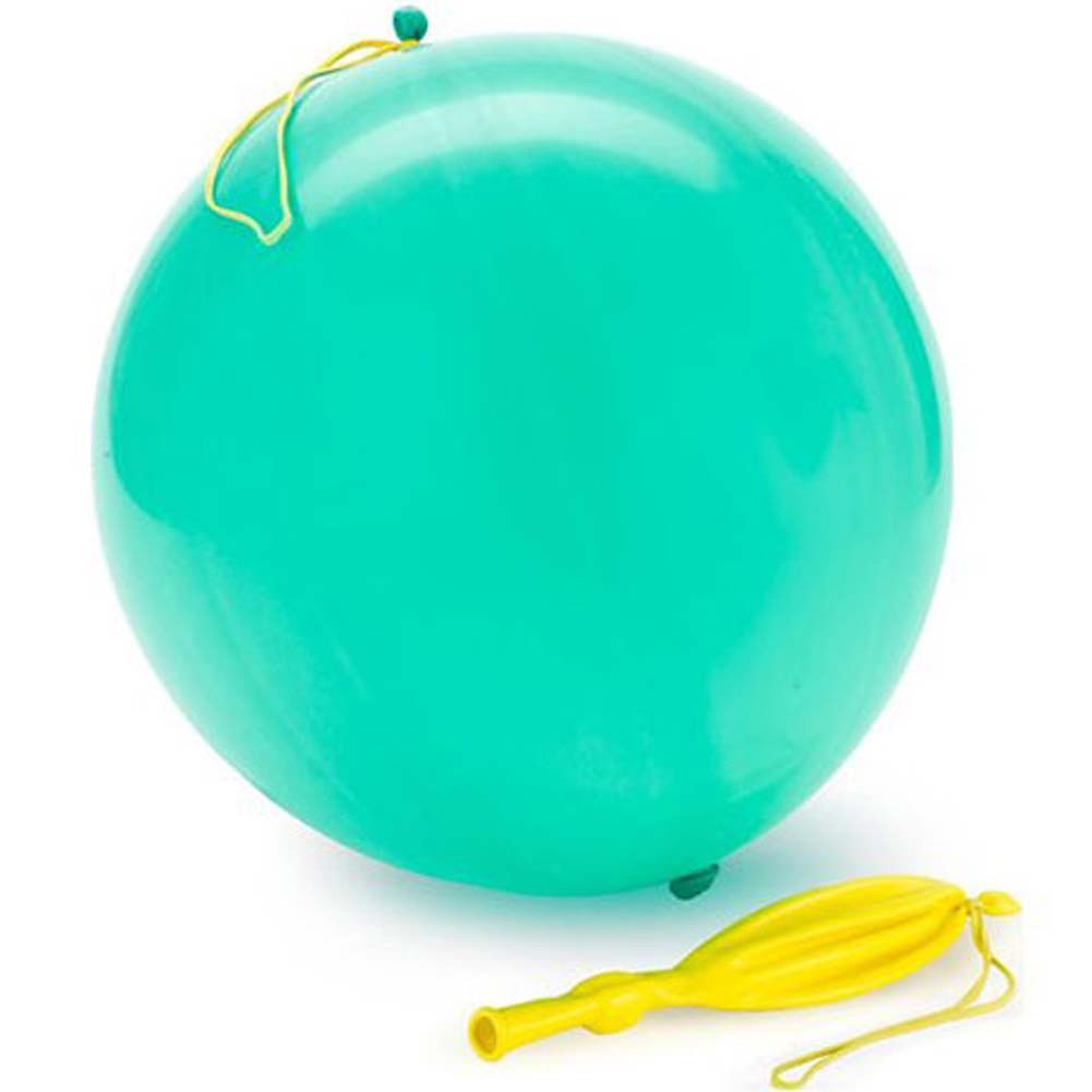 Punch Balloons 1 Per Pack - View #2