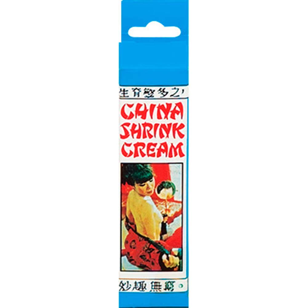 China Shrink Cream 0.5 Fl. Oz - View #3
