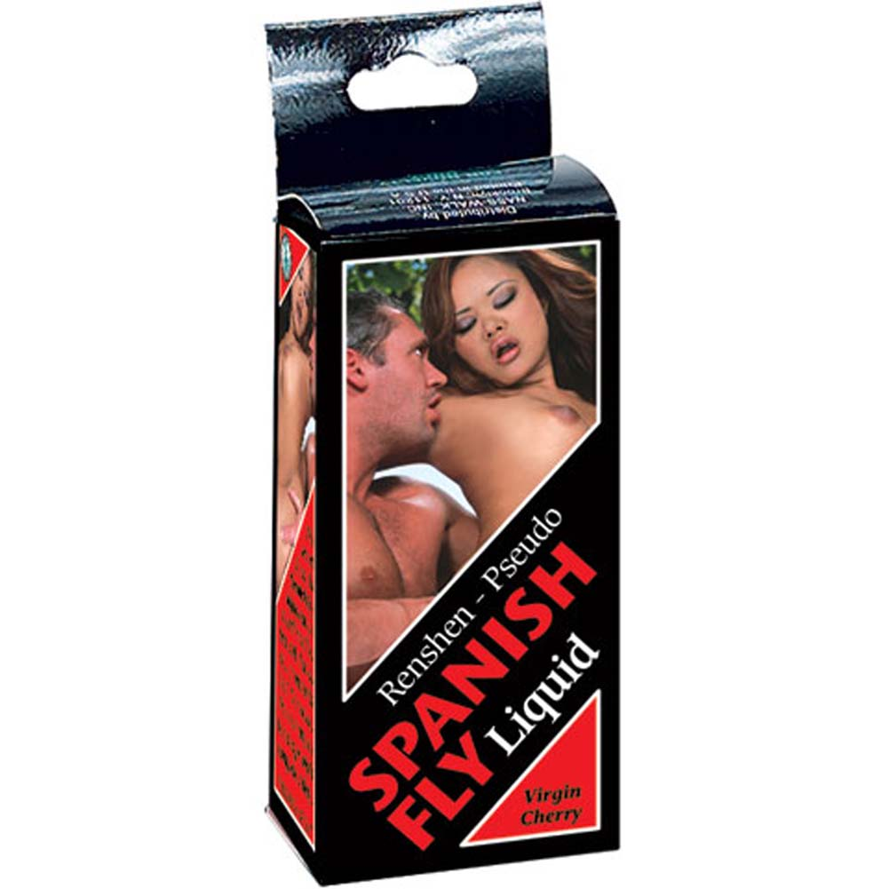 Spanish Fly Liquid Virgin Cherry 1 Fl. Oz - View #2